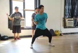 Summer Intensive 2012: Jose BoyBoi Tena