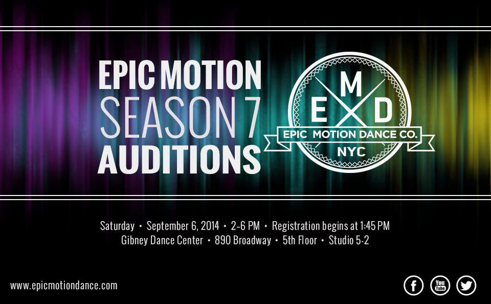 2014-7-EPICAuditions-FLYER